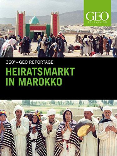 Heiratsmarkt in Marokko