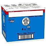 Kellogg's s Paquete de bolsa de cereal Bran Flakes 4x500g