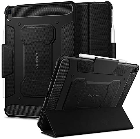 Spigen Rugged Armor Pro Designed for iPad Air 4th Generation 10 9 Inch Case with Pencil Holder product image