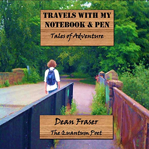 Travels with My Notebook and Pen audiobook cover art