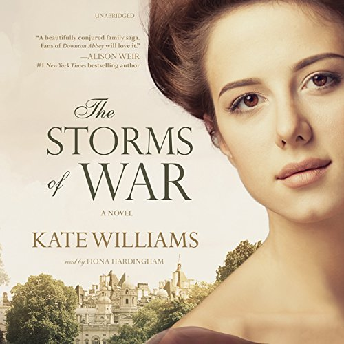 The Storms of War audiobook cover art