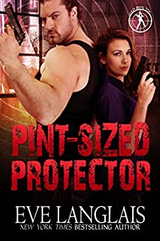 Pint-Sized Protector (Bad Boy Inc. Book 2) by [Eve Langlais]