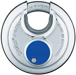 ABUS 24/70 Diskus Stainless Steel Padlock Keyed Alike