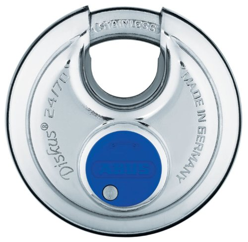 ABUS 24/70 Diskus Stainless Steel Padlock Keyed Alike