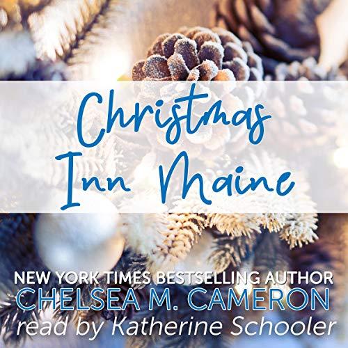 Christmas Inn Maine audiobook cover art
