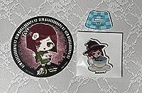 ニューダンガンロンパV3 ミニ アクリルスタンド コレクション ステラマップカフェ コラボ限定SDゆらゆらアクリルチャーム 夢野秘密子