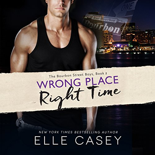 Wrong Place, Right Time cover art
