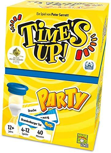 Asmodee Time's Up! Party, Partyspiel, Ratespiel, Deutsch