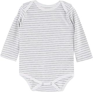 BOZEVON Baby Girl Boy Bodysuits - Long Sleeve Cotton Romper Jumpsuit Bodysuit Baby Onesies