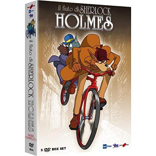 IL FIUTO DI SHERLOCK HOLMES SERIE COMPLETA 5 DVD BOX SET - YAMATO VIDEO