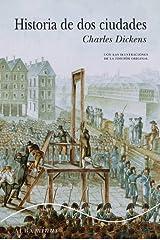 Historia de dos ciudades (Minus nº 26) (Spanish Edition) Format Kindle