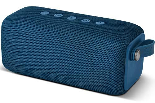 Fresh \'n Rebel Rockbox Bold M Indigo   Wasserdichter IPX7 Bluetooth Lautsprecher