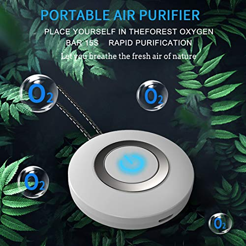 ZENUTA-Personal-Air-PurifierPortable-Personal-Wearable-Necklace-Negative-Lonizer-AnionAir-Cleaner-Air-Freshener-for-Cigarette-SmokePets-DanderPollen