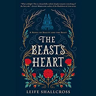 The Beast's Heart audiobook cover art