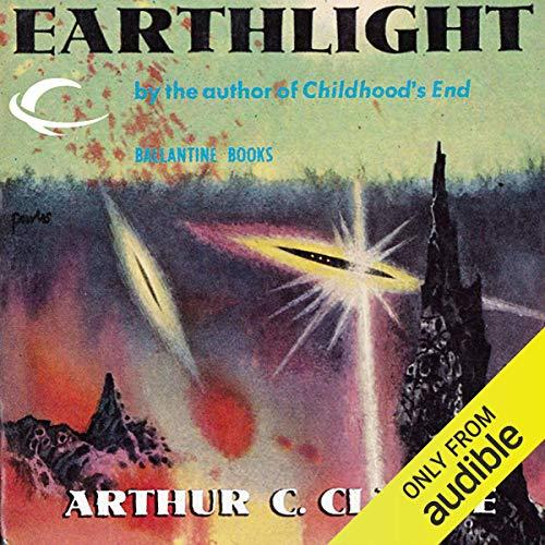 Earthlight audiobook cover art