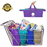 Grocery Cart Bags Review and Comparison