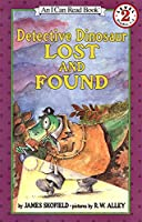 Detective Dinosaur Lost and Found (I Can Read Level 2, 1)