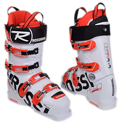 Rossignol Herren RBD1010 Skischuhe Hero World Cup SI 130 White - MP 25,5
