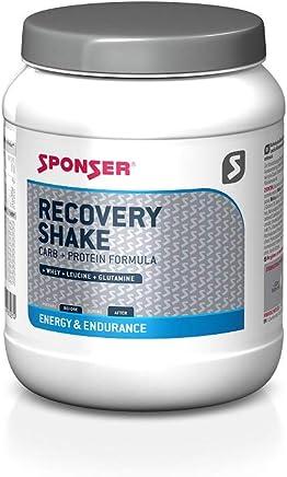 Sponser RECOVERY SHAKE| Banana| 900 g jar