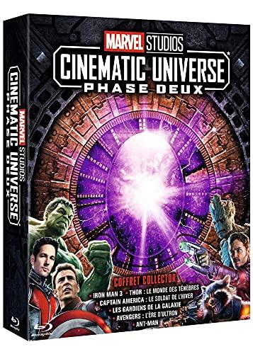 Marvel Studios Cinematic Universe : Phase 2 - 6 films [Blu-ray]