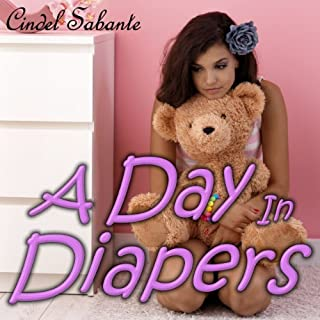 A Day in Diapers audiobook cover art