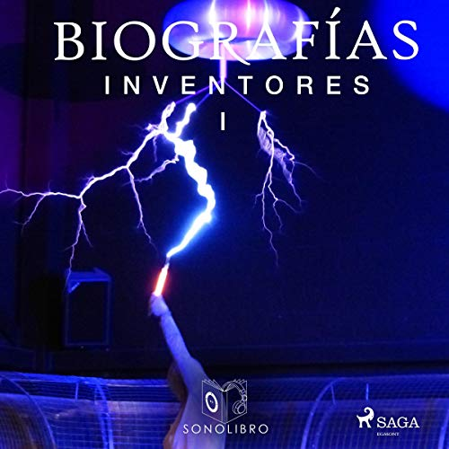 Inventores I audiobook cover art