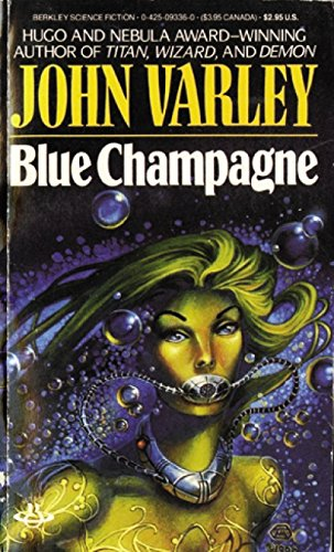 Blue Champagne (English Edition)