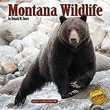 2020 Montana Wildlife Wall Calendar
