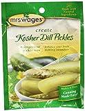 Mrs Wages Pickle Mix Refrigerator Kosher