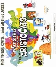 The Aristocats Movie Poster (22 x 28 Inches - 56cm x 72cm) (1971) Half Sheet -(Eva Gabor)(Phil Harris)(Sterling Holloway)(Roddy Maude-Roxby)(Bill Thompson)(Hermione Baddeley)