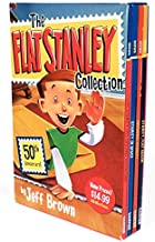 The Flat Stanley Collection Box Set: Flat Stanley, Invisible Stanley, Stanley in Space, and Stanley, Flat Again! PDF