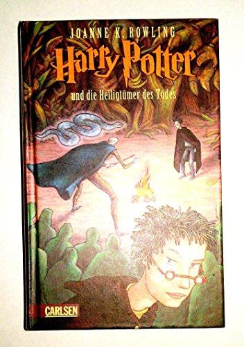 Harry Potter und die Heiligtümer des Todes.