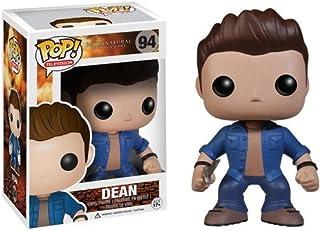 Figura de acción de Dean del programa de televisión Supernatural de Funko POP