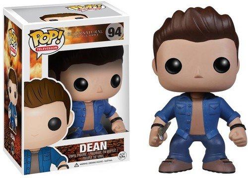 Funko 3736 Pop Vinyl Supernatural Dean Winchester Figure