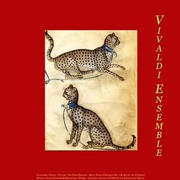 Pachelbel: Canon - Vivaldi: The Four Seasons - Bach: Violin Concerto No.1 & Air On the G String - Ri