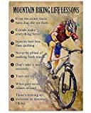 1000 Piece Puzzles Cycling Mountain Biking Life Lessons Jigsaw Puzzles for Adults and Kids Development Toys Games Toys Gift
