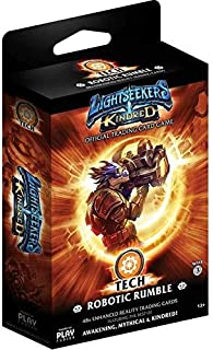 Lightseekers Kindred Tech Campaign Deck - Robotic Rumble