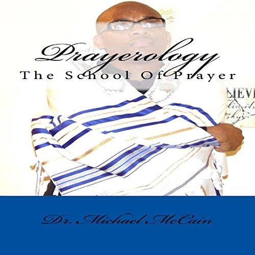 Prayerology audiobook cover art