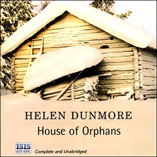 House of Orphans audiobook cover art