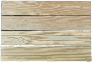 Tabla de madera. En pino, para pintar. Ideal para decoració