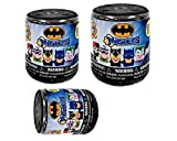 Mashems DC Batman Licensed Blind Packs - 3 Pack by T4K