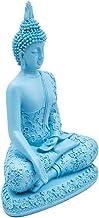 F Fityle Joss Buddha Statue Sculpture Meditation God Figurine Home Bedroom