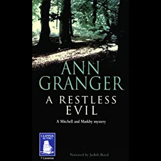 A Restless Evil audiobook cover art