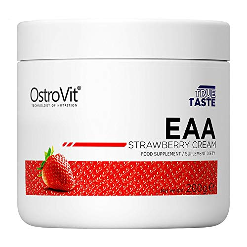 OstroVit EAA 200 g - Essential Amino Acids - Anabolic Energy Recovery - Lean Muscle Mass Growth