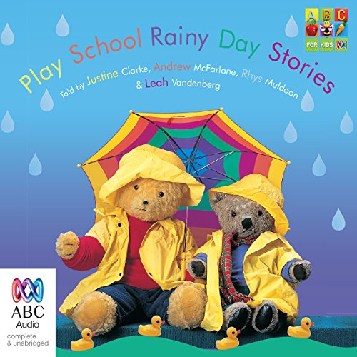 Play School Rainy Day Stories cover art