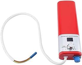 Doorstroomverwarmer, 5500 W, mini-doorstroomverwarmer, warm, eenvoudige installatie, bespaart tijd voor warm water, keuke...