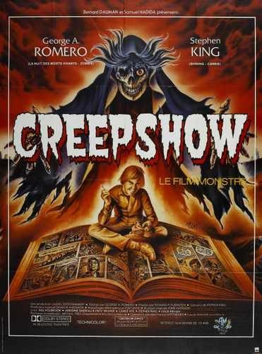 Red Rat Póster de Creepshow 03 en Caja A3