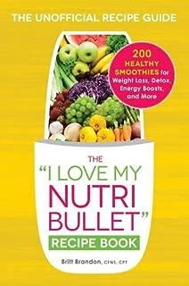 Best i love my nutribullet Reviews