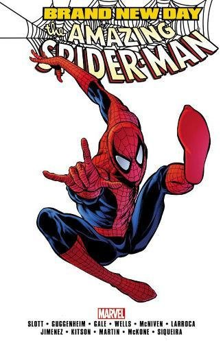 Spider-Man: Brand New Day: The Complete Collection Vol. 1 (The Amazing Spider-Man: Brand New Day, Band 1)