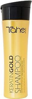 Tahe 12073128 Keratin Gold Champú con Queratina Pura y Oro Líquido 300 ml